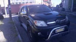Toyota Hilux 3.0 Srv 4X4 Cd 2007 Turbo Inter. Diesel Manual Muito Conservada - 2007