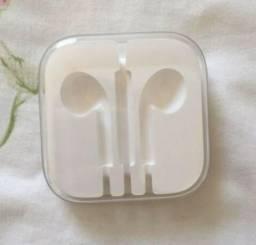 Caixas de fone da Apple