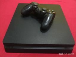 PS4 slim 500 gb em 12x no cartão