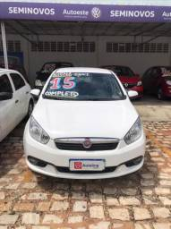 Fiat Siena 1.4 Mpi el 8v - 2015