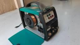 Maquina de solda Mig/Tig Vulcano flex 200I DV