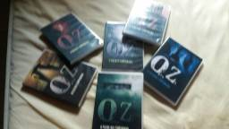 Série completa oz.c6 dvds com 2 discos cada.Chame pelo zap de vendas: *.