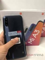 Xiaomi Mi A3 128gb! biometria na tela! pronta entrega!