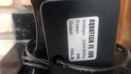 Vendo filtro externo Aquatech Fe 100 220v