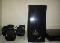Home Theater LG BLUE Ray