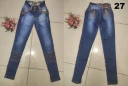 Lindas Calças Jeans Femininas, Moda 2021
