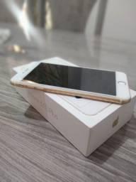 IPhone 6s Plus na cor Gold