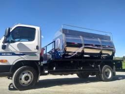 Tanque Rodoviário para Transporte de Leite