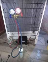Título do anúncio: Autorizada de refrigeração domiciliar