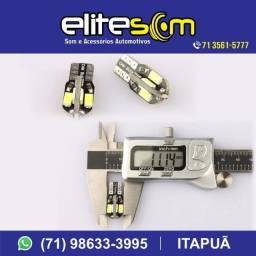 Lampada Pingo 8leds, instalada na Elite Som comprar usado  Salvador