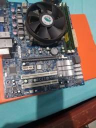 Vendo kit core i5 com 8 gb de ram