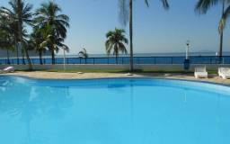 Título do anúncio: Apartamento Pé na areia na praia Martin Sá - Caraguatatuba