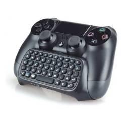 Teclado Chatpad Mini Wireless Para Controle Ps4 Playstation