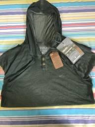 Casaco/blusão com capuz colcci