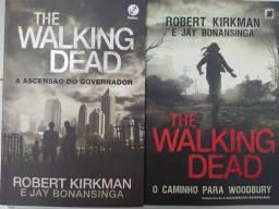 "Livros - Série ""The Walking Dead"""