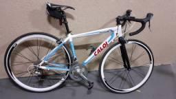 Bicicleta Speed Caloi Strada 2016 Tamanho P (50) 20V Shimano Tiagra