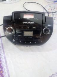 Radio pendrive MONDIAL