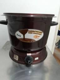 Derretedeira de chocolate 7kg