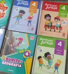 Livros 4 ano Sagrada Família