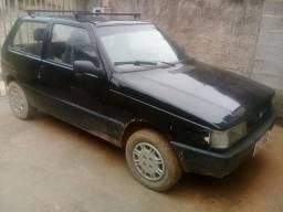 Título do anúncio: Fiat uno 1.0 1992 aceito troca ou negociação