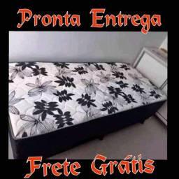 Título do anúncio: CAMA DE SOLTEIRO NOVA FRETE GRÁTIS<br>