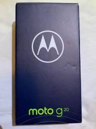 Título do anúncio: Motorola Moto G20