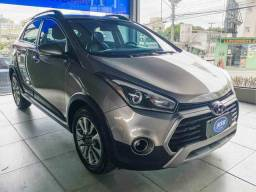 Hyundai HB20X 1.6 16V PREMIUM FLEX 4P AUTOMÁTICO - 2018
