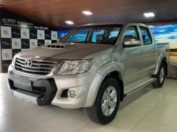 Toyota - Hilux Srv (IMPECAVEL) 2013