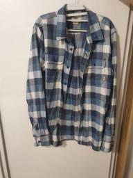Camisa de Flanela Vans Grande