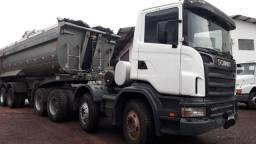 caminhão trator/ Scania G470 8x4- ano 2008 -