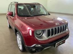 Jeep Renegade Limited 1.8 Flex Ano 2019 Aut. - Procedência - Ipva Pago