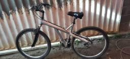 Título do anúncio: Bicicleta aro 26 de alumínio $450