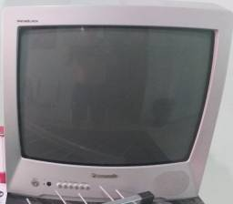 TV 20 Panasonic, Ferro de passar GE, Espremedor de frutas suco. *.