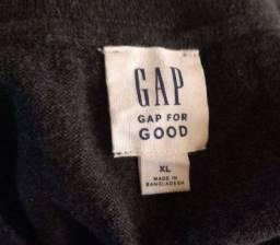 Título do anúncio: Gap suéter casaco muito novo