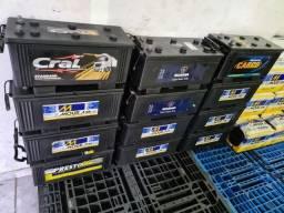 Bateria Caminhão apenas R$ 220,00