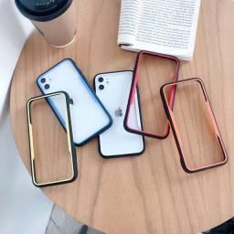 Título do anúncio: Capinhas bumpers Iphone SE 2020