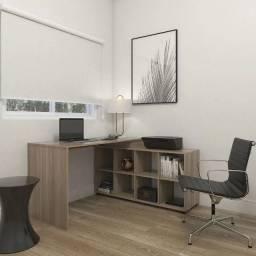 Promoção - Mesa com 8 nichos nova para Escritório - Direto da Fábrica