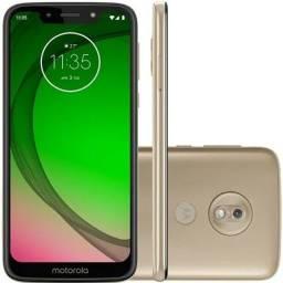 Título do anúncio: Celular Motorola Moto G7 Play 32gb Dual Chip<br><br>