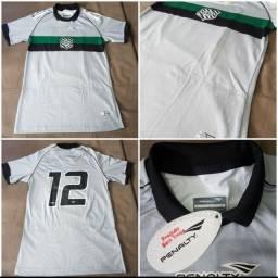 Título do anúncio: Camisa de Goleiro do Figueira - Nova na etiqueta