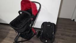 Título do anúncio: Carrinho de bebê Safety 1st c/ bebê conforto