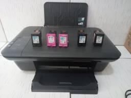 2 impressoras HP usadas, mas não consegue imprimir