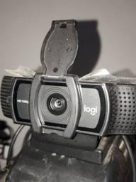 Título do anúncio: Webcam Full HD Logitech C920