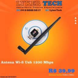 Título do anúncio: antena wireless 120mpbs
