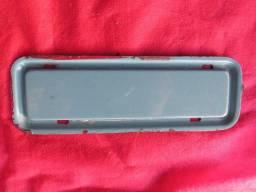 tampa buraco de rádio painel do fusca canelinha