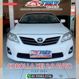 Título do anúncio: Corolla Xei 2.0 Automático 2014 Veículo Extra