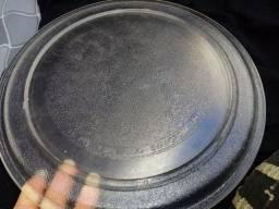 Prato de microondas 23 centímetros