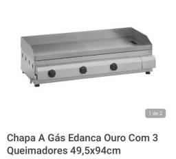 Título do anúncio: Chapa edanca