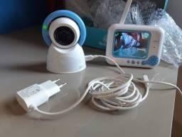 Título do anúncio: Babá Eletrônica Chicco Deluxe com câmera