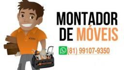 Título do anúncio: Em Nova Descoberta, montador de móveis, montador de móveis Recife, montador