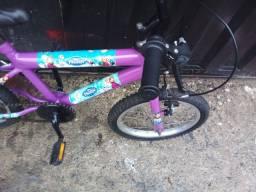 Título do anúncio: Bicicleta aro 16 pintura nova
